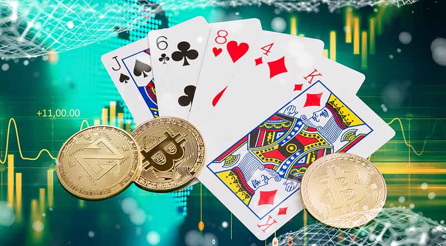 crypto-gambling