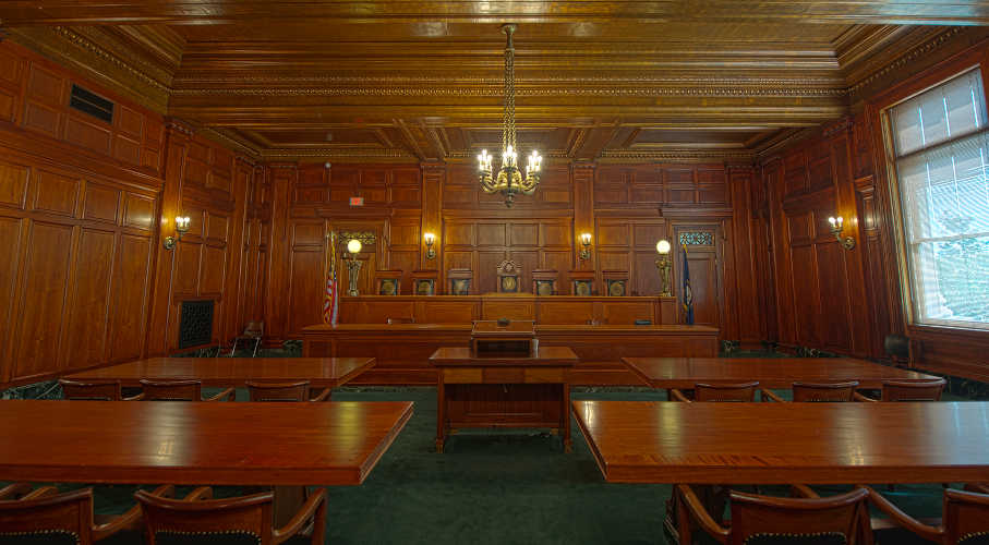 the-empty-court-room-of-the-kentucky-supreme-court