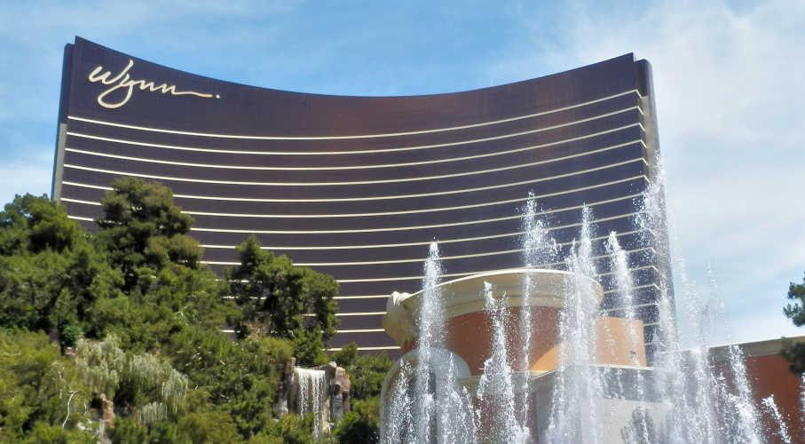 The Wynn Las Vegas in Nevada