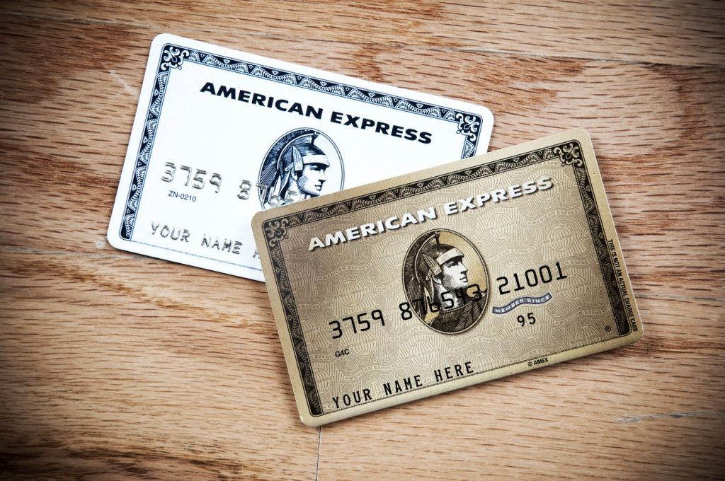 American Express Cards.