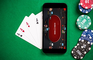Mobile Poker Rooms in PA